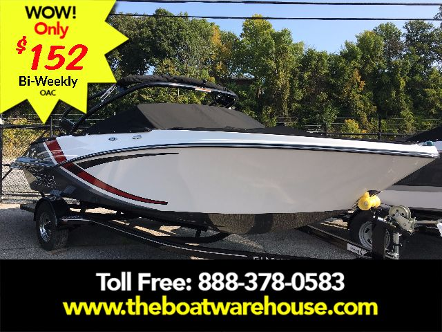 For Sale: 2017 Glastron Gts 205 Mercruiser 250hp Trailer Wake Tower Ext Swim Platform 20ft<br/>The Boat Warehouse - Kingston