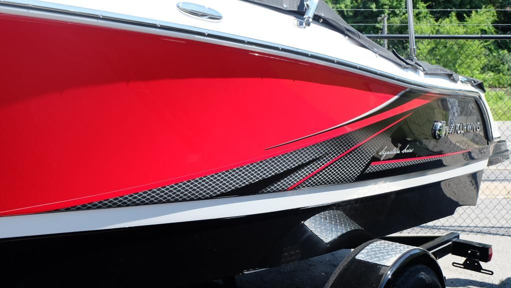 2017 Four Winns boat for sale, model of the boat is H180SS Volvo 200HP Trailer Tower & Image # 3 of 24