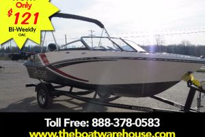 2017 GLASTRON GTS 180 MERCURY 150HP  TRAILER for sale