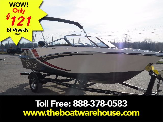 For Sale: 2017 Glastron Gts 180 Mercury 150hp  Trailer 17ft<br/>The Boat Warehouse - Kingston