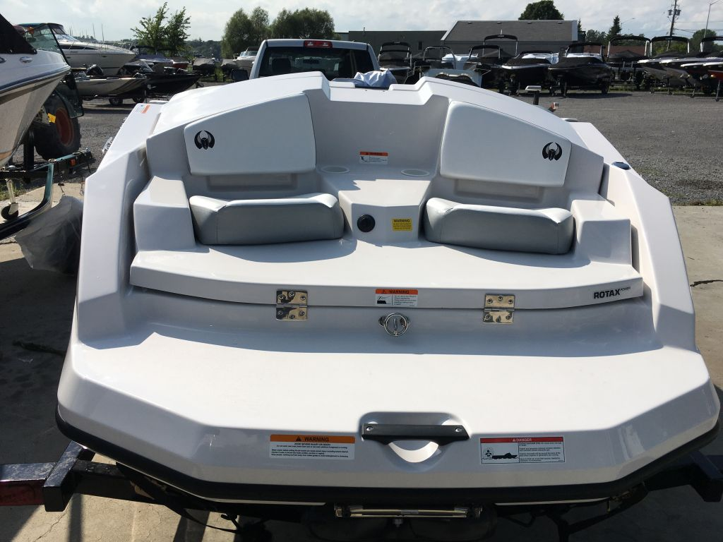 2018 Scarab boat for sale, model of the boat is 165 Ghost Rotax 150HP Trailer & Image # 5 of 13