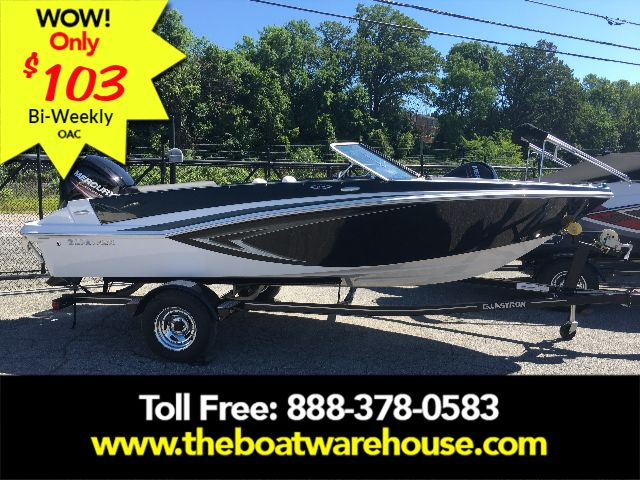 For Sale: 2018 Glastron Gt 180 Mercury 115hp Trailer 17ft<br/>The Boat Warehouse - Kingston