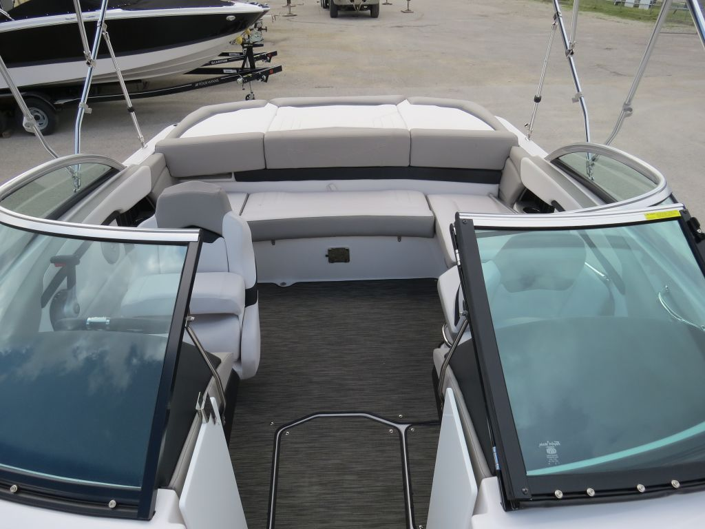 2018 Four Winns boat for sale, model of the boat is H210 Mercruiser 250HP Trailer & Image # 10 of 35