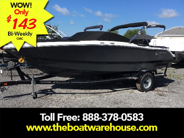 For Sale: 2017 Four Winns H200 Volvo V6-200hp Trailer Bimini Top 20ft<br/>The Boat Warehouse - Kingston