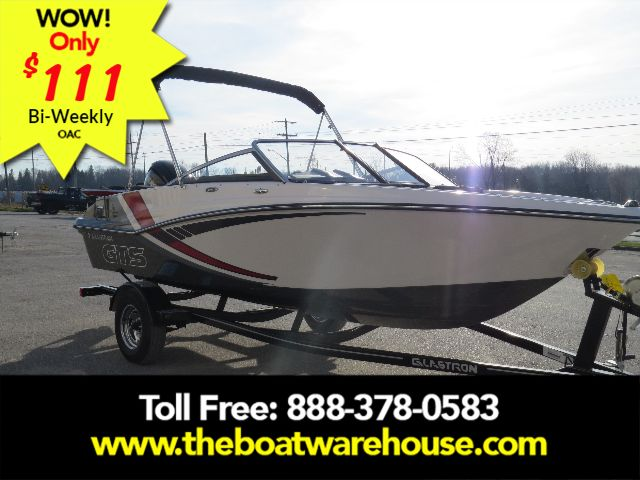 2018 Glastron boat for sale, model of the boat is GTS 180 Mercury 115HP  Trailer & Image # 11 of 19