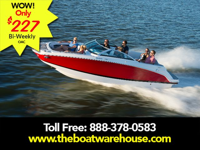 For Sale: 2017 Four Winns Hd 220 Mercruiser Bravo 1 6.2l 300hp Head With Pump Out Tandem Trailer 22.1ft<br/>The Boat Warehouse - Kingston