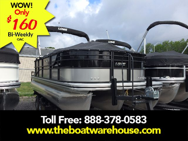 For Sale: 2017 Lowe Retreat 23 Wt 23.6ft<br/>The Boat Warehouse - Kingston