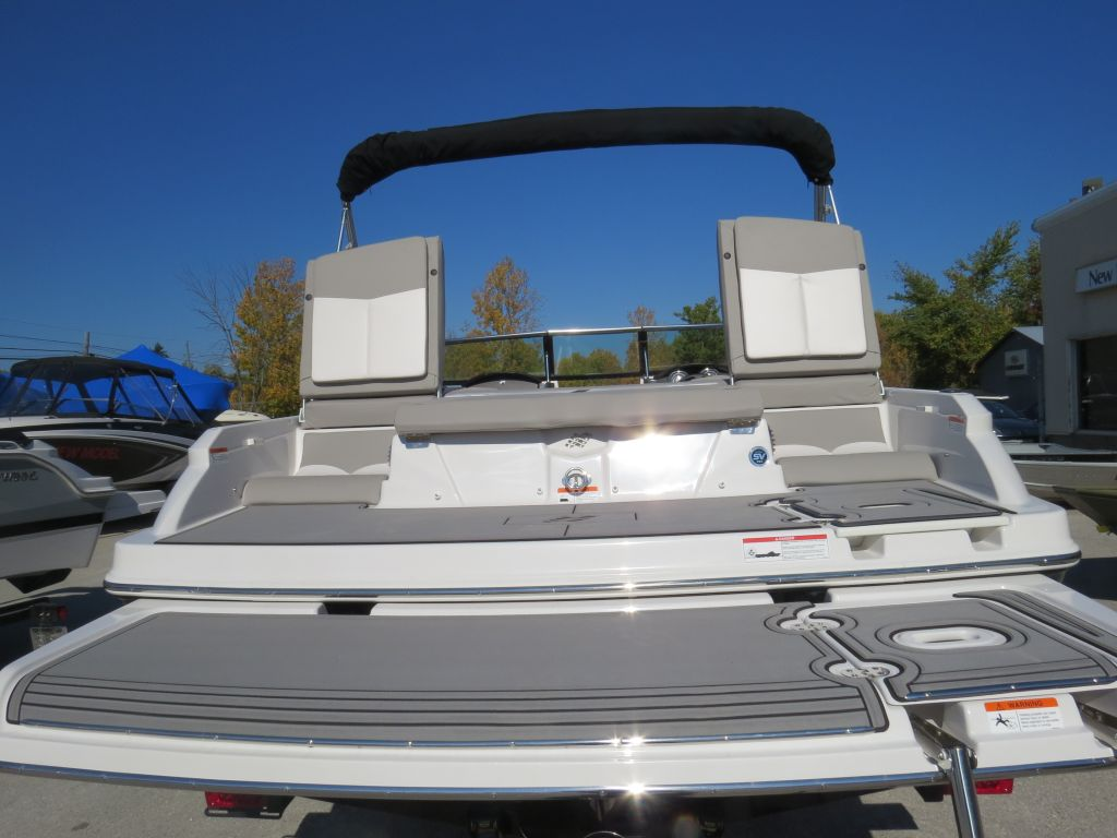 2018 Four Winns boat for sale, model of the boat is H190 Volvo Penta 200HP Tower Trailer Ext Platform & Image # 31 of 32