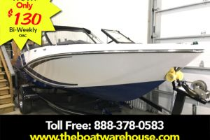 2018 GLASTRON GTS 180 MERCURY 150HP  TRAILER for sale