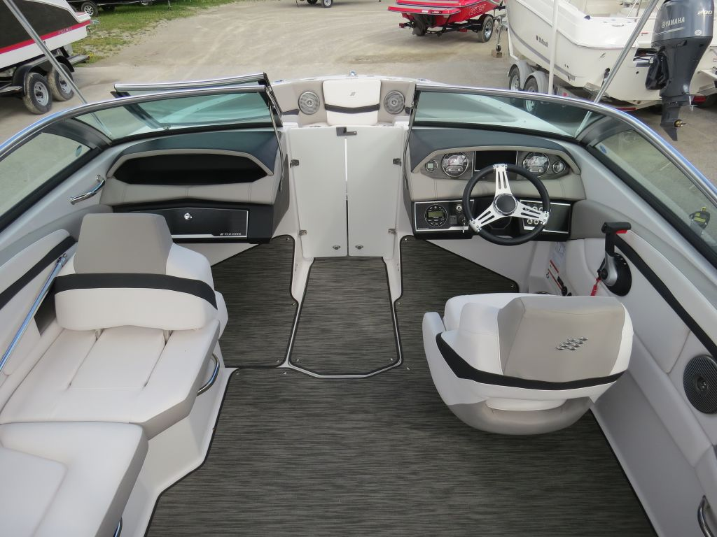 2018 Four Winns boat for sale, model of the boat is H210 Mercruiser 250HP Trailer & Image # 9 of 35