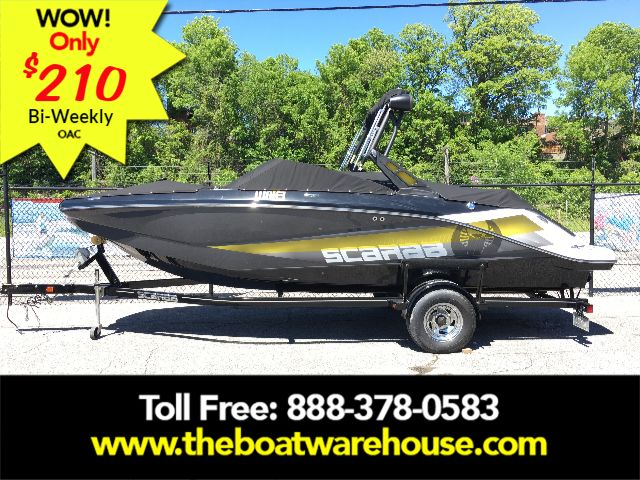 For Sale: 2018 Scarab 215 Impulse Wake Twin 200hp Rotax Trailer Tower Ballasts 21ft<br/>The Boat Warehouse - Kingston