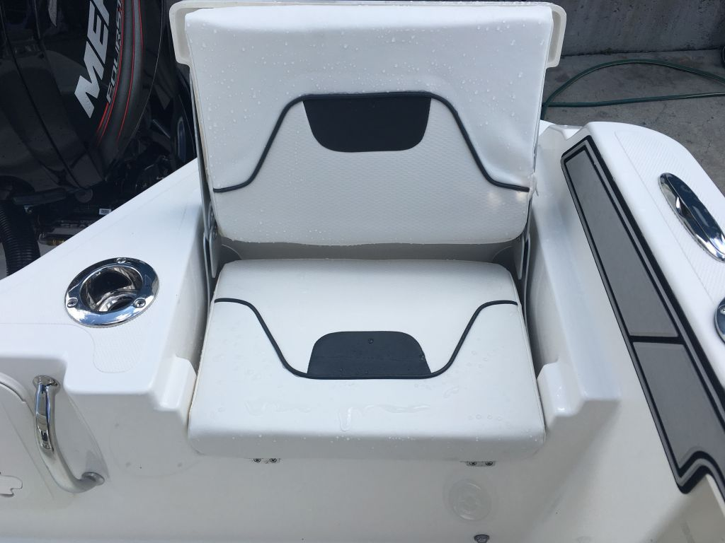 2018 Wellcraft boat for sale, model of the boat is 182 Fisherman Mercury 115 EXLPT 4S & Image # 5 of 26