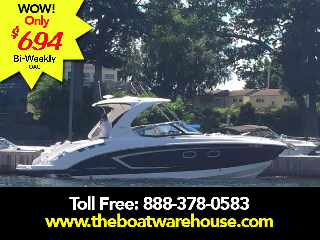 For Sale: 2013 Chaparral Chapparal 327 Sx 32ft<br/>The Boat Warehouse - Kingston