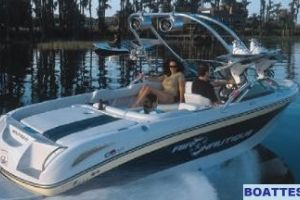 2008 Correct Craft CROSSOVER NAUTIQUE 211