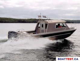 2004 Harbercraft Harbercraft Kingfisher 2525 Pilot House