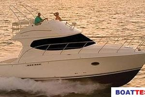 2009 Silverton 33 CONVERTIBLE Buyers Guide Photo