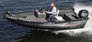 2013 Smoker Craft 161 Pro Angler XL
