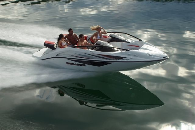 2012 Sea Doo Sportboat 200 Speedster