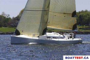 2009 J Boats J 122