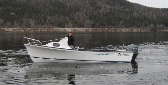 2015 Seabreeze 22 CUDDY CABIN