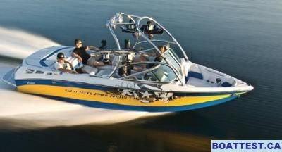 2008 Correct Craft SUPER AIR NAUTIQUE 220