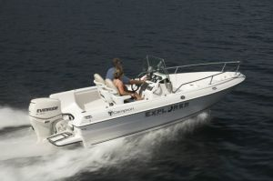 2017 Campion Explorer 492 CC