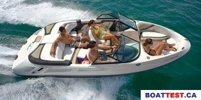 2008 Sea Doo Sportboat Utopia 205 Se Boat Test Amp Review