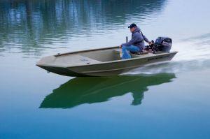 2018 Tracker Boats GRIZZLY 1448 JON
