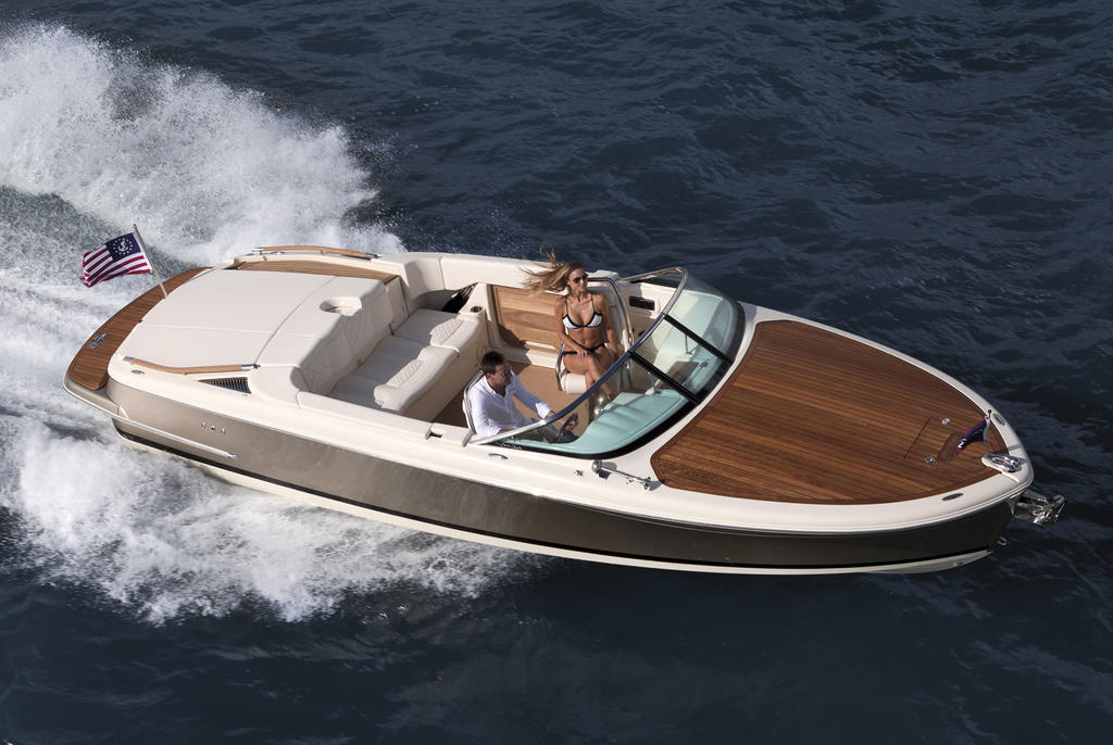 Chris Craft Capri  Review