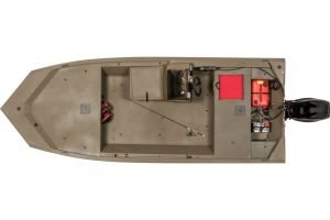 2015 Tracker Boats GRIZZLY 1648 MVX SC