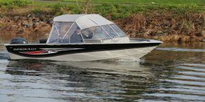 2016 American Angler 162 OSPREY