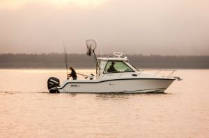 2017 Boston Whaler 285 Conquest Pilothouse