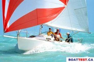 2009 J Boats J 80