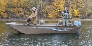 2016 American Angler 1660 SPORTSMAN