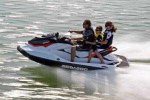 2012 Sea Doo PWC GTI 130