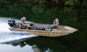 2020 Tracker Boats GRIZZLY 1754 JON