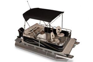 2011 Apex Pontoons GILLGETTER 713 FISH N CRUISE