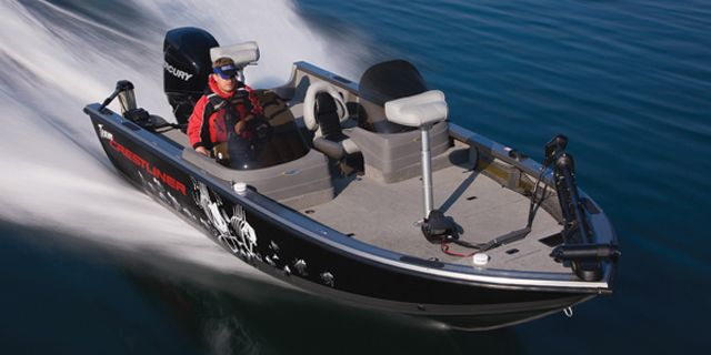 2010 Crestliner Raptor 1850 Ce Buyers Guide 8787 Boat
