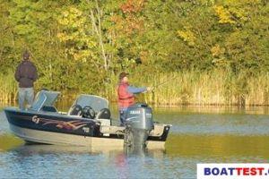 2006 G3 Boats G3 Angler V185