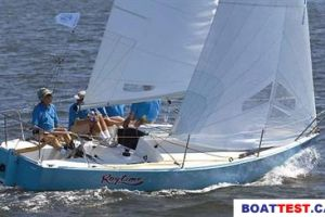 2009 J Boats J 24