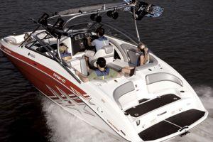 2010 Yamaha Sportboat AR240 HO