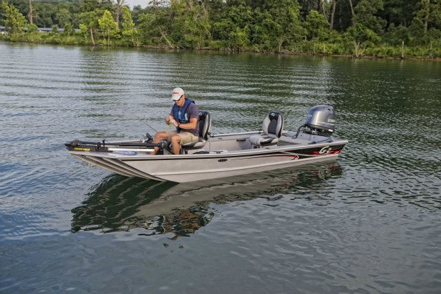 2016 G3 Boats EAGLE 160 PF