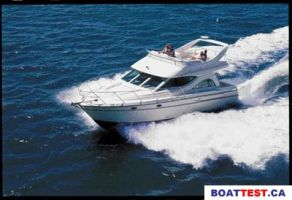 2002 Maxum 4100 SCB Sport Yacht