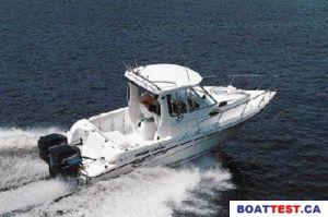 2001 Doral ThunderBoss 240