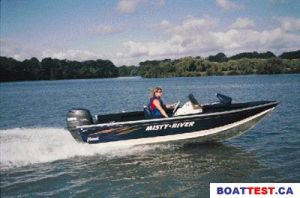 2001 Misty River Nomad 1684