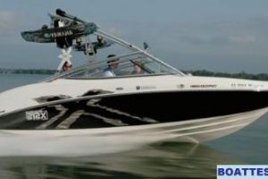 2008 Yamaha Sportboat 212X