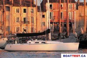 2009 J Boats J 109