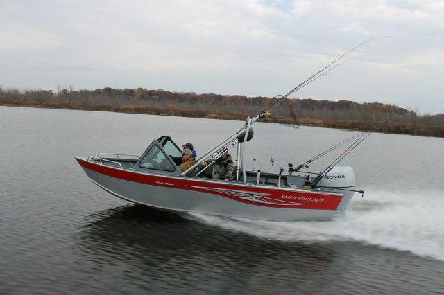 2016 American Angler 202 PHANTOM