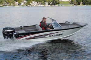2010 Sylvan Explorer 1700 DC