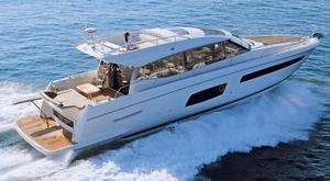 2018 Prestige Yachts 560 S